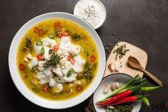 正宗金汤酸菜鱼制作方法